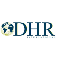 DHR International Logo
