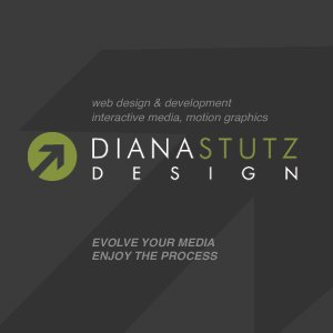 DIANA STUTZ DESIGN logo