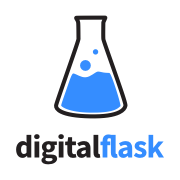 Digital Flask Ay Logo