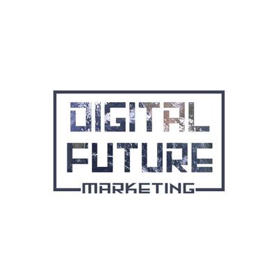 Digital Future Marketing Logo