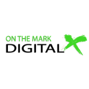 On The Mark Digital Logo