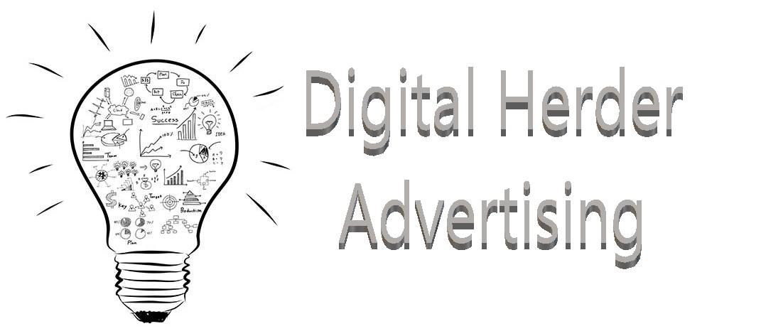 Digital Herder Advertising Agency Logo