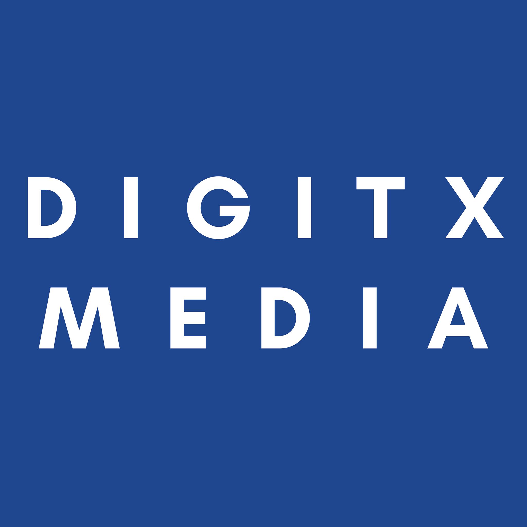 DigitX Media Logo