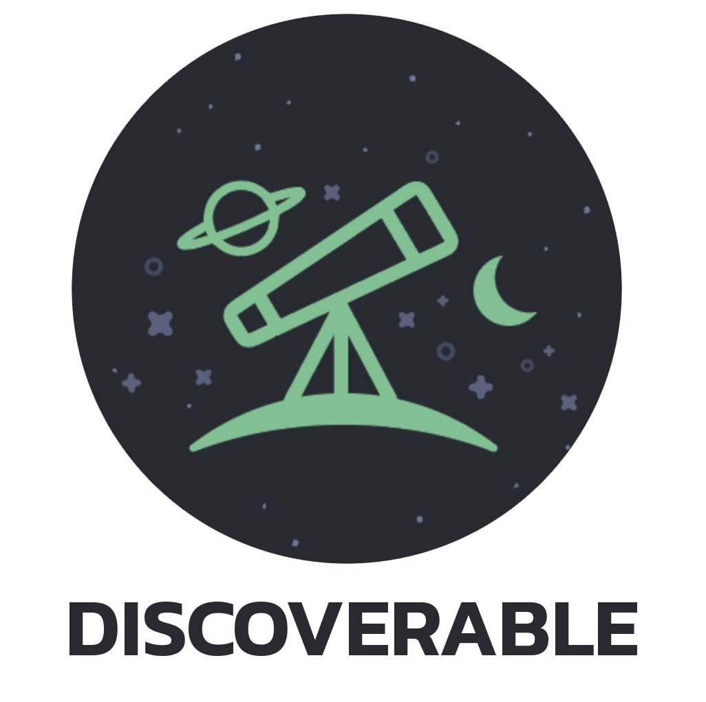 Discoverable Logo