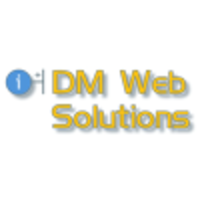 DM Web Solutions Logo