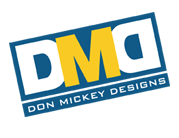 Don Mickey Designs Logo