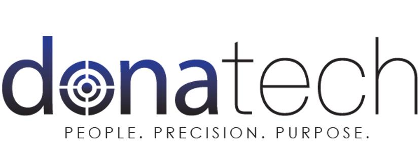 Donatech logo