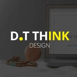 Dot Think Design Logo
