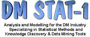 DM STAT-1 Consulting Logo