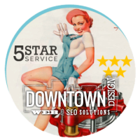Downtown Design Logo