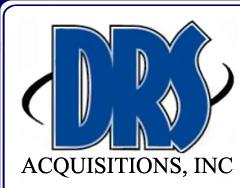 DRS Acquisitions Inc. Logo