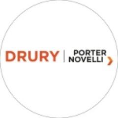 Drury | Porter Novelli Logo