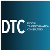 DTC Digital Transformation Logo