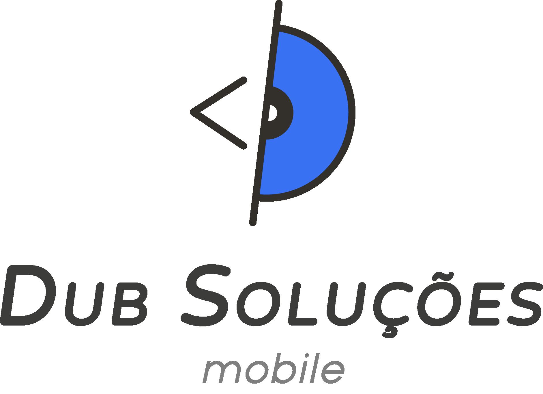 Dub Soluções Mobile Logo