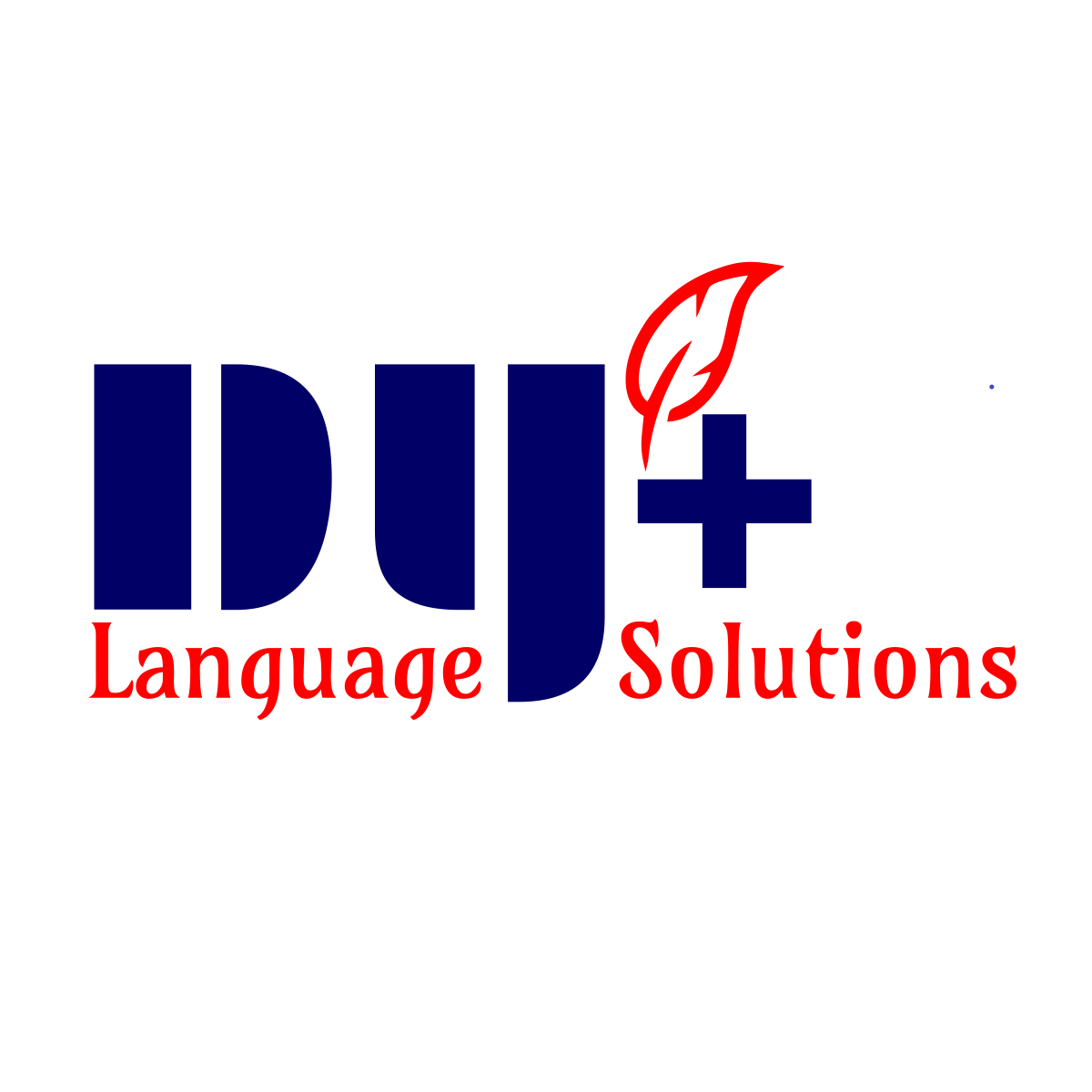 DY+ Language Solutions Logo