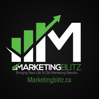 Marketing Blitz Inc. Logo