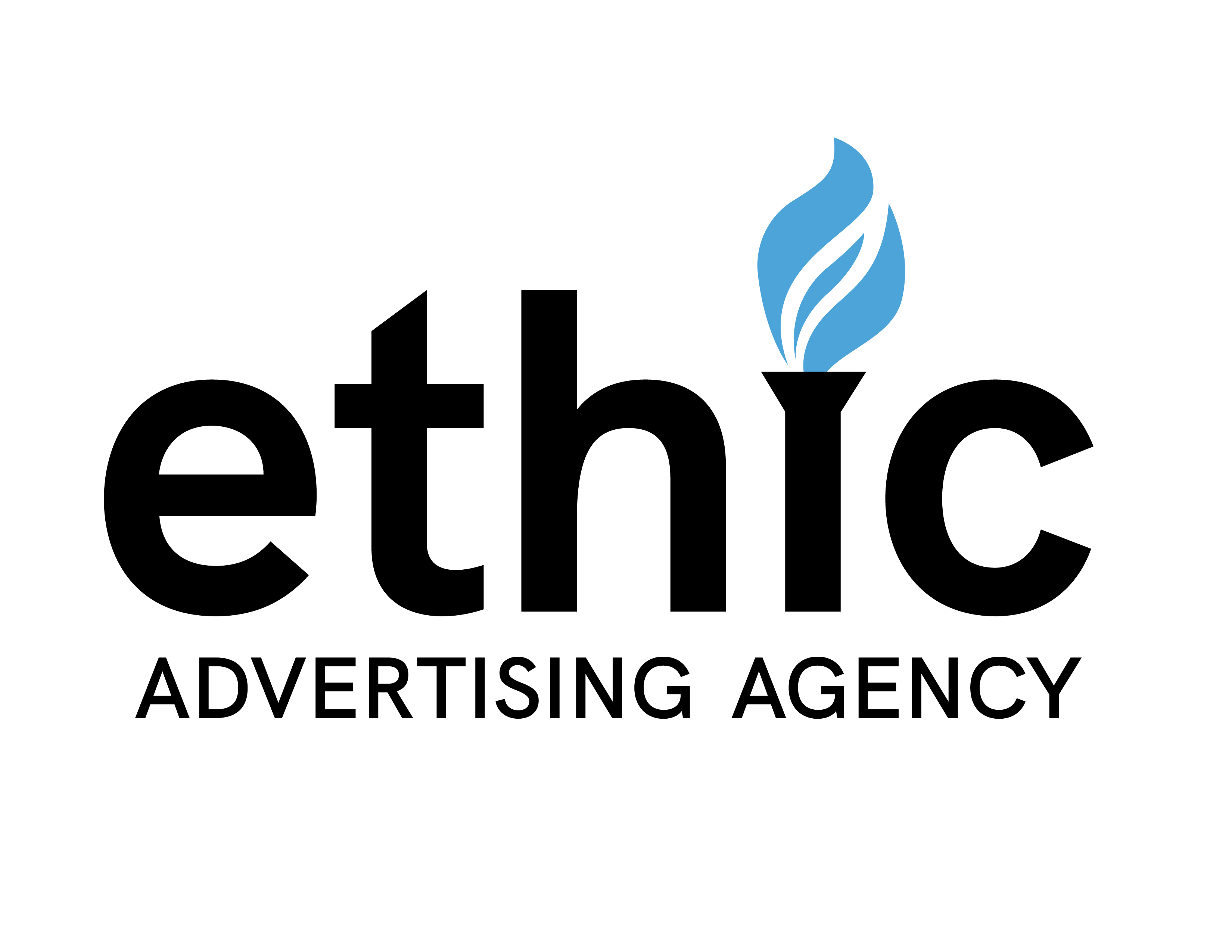 Ethic Advertising Agency Logo
