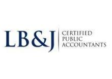 LB&J Certified Public Accountants Logo