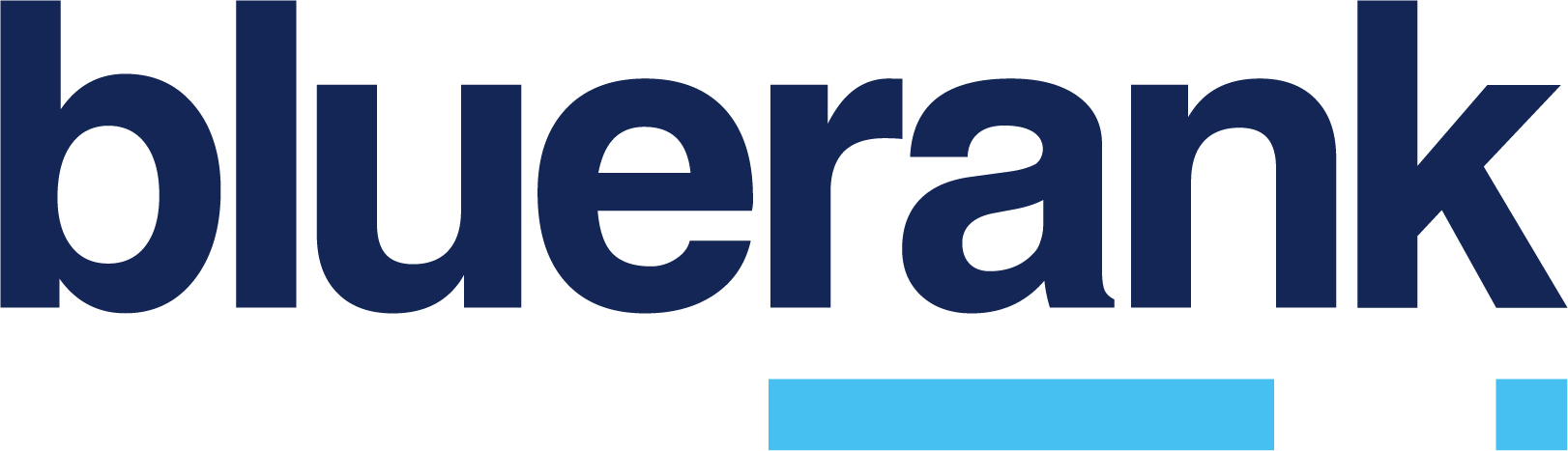 Bluerank Logo