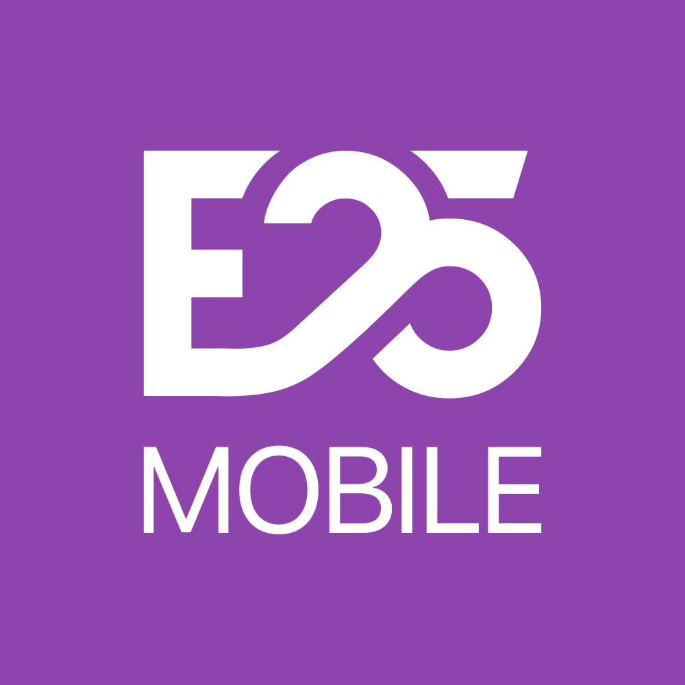 EIGHT25MOBILE Logo