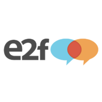 e2f translations, Inc. Logo