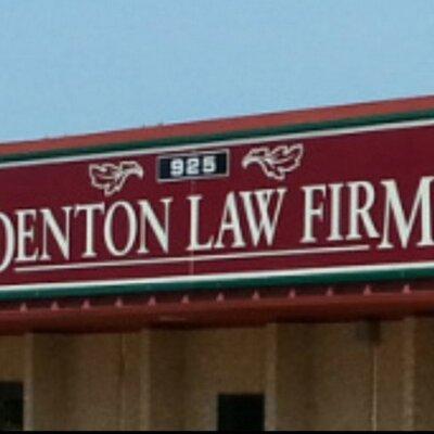 Denton Law Firm Logo