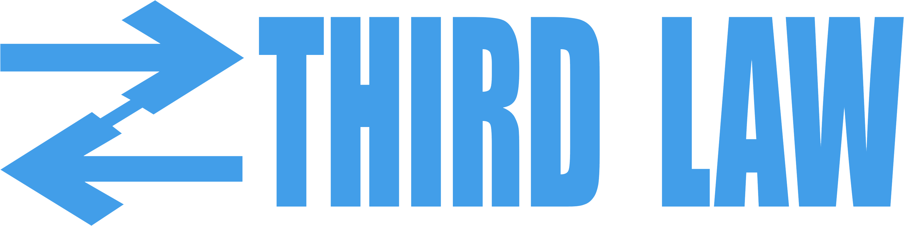 Third Law Logo