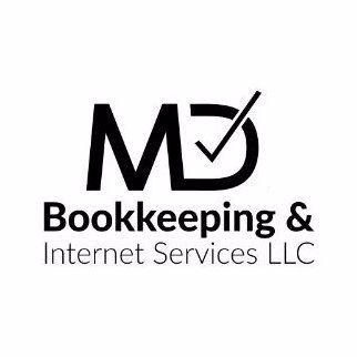 MD Bookkeeping Svcs Logo