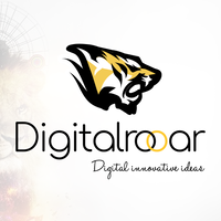 Digitalrooar Logo