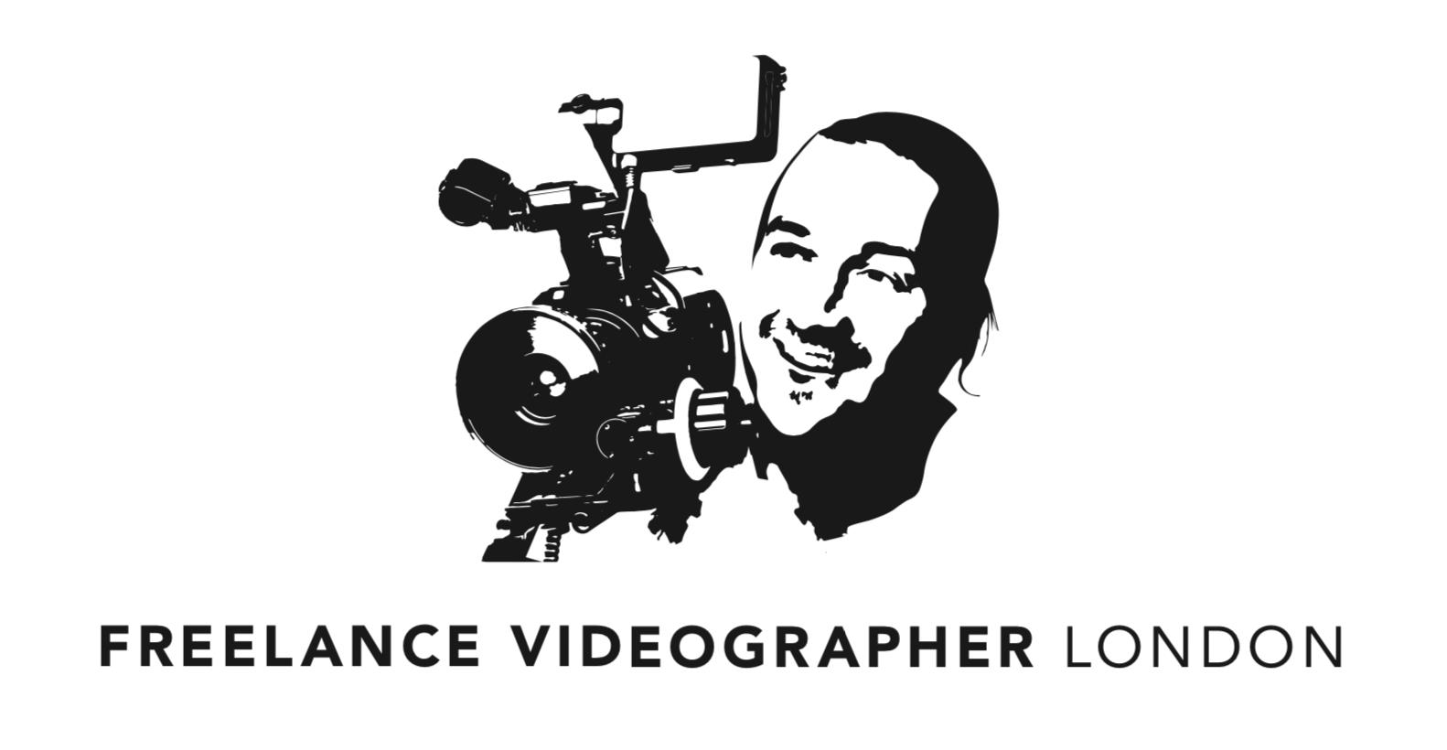 Freelance Videographer London Logo