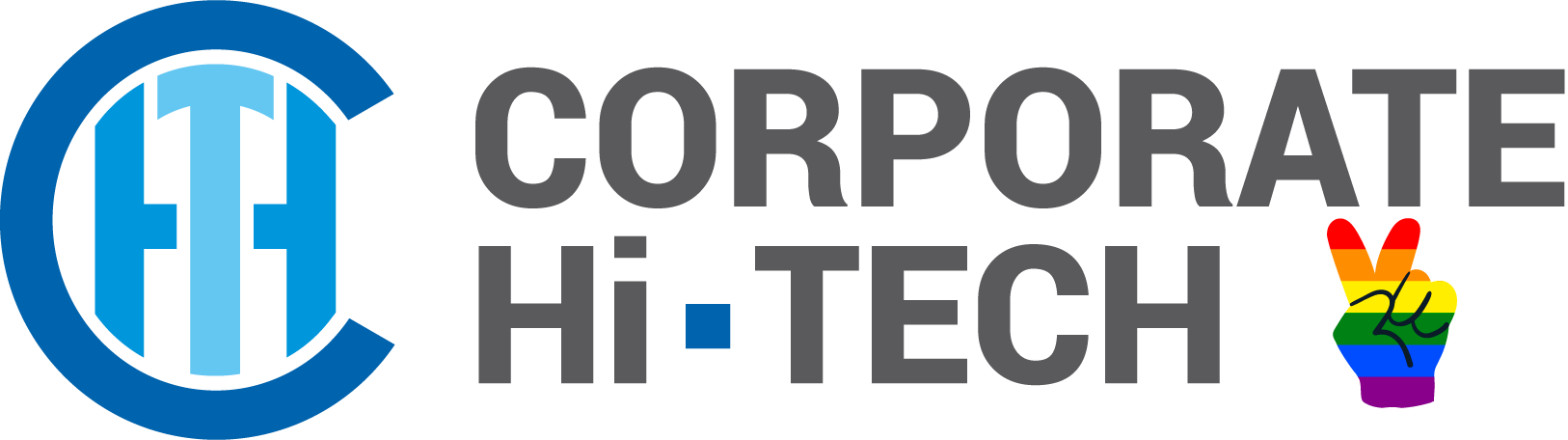 Corporate Hi-Tech Logo