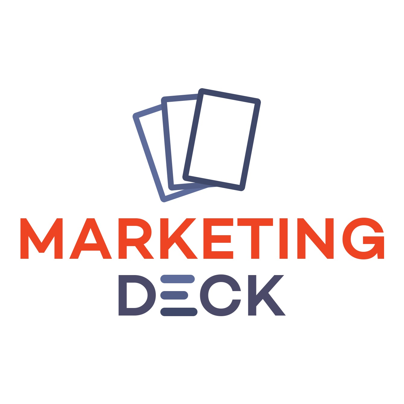 Marketing Deck Logo