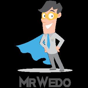 MrWedo Digital Marketing Agency Logo