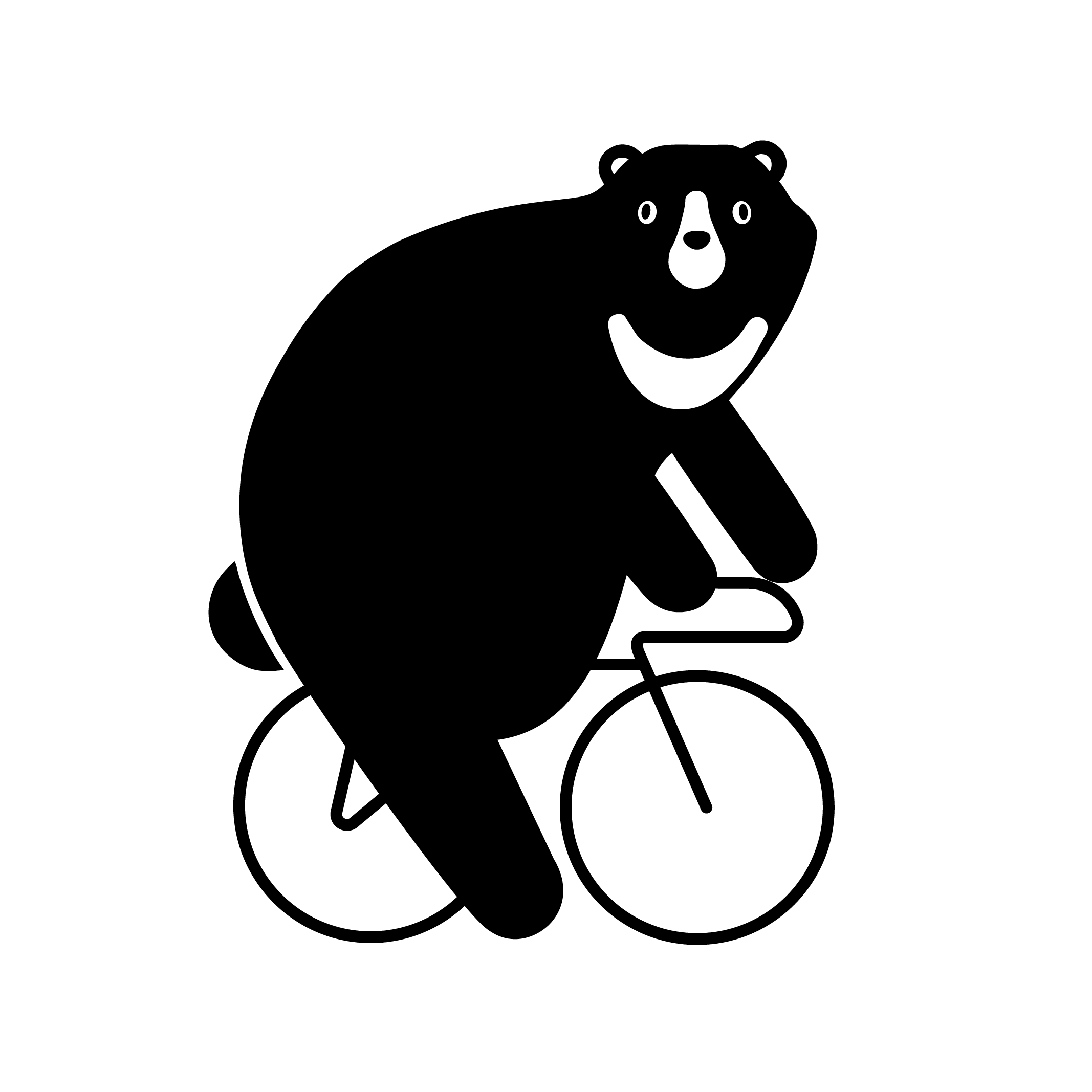 Cycling Bear Studio Logo