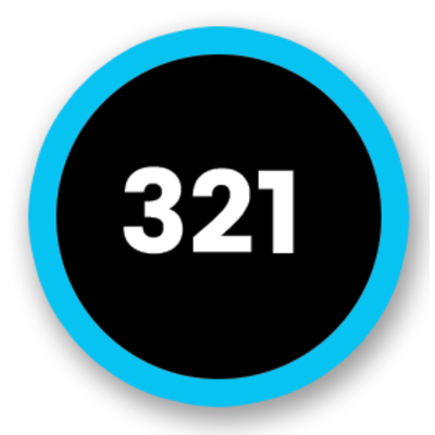 321 Web Marketing Logo