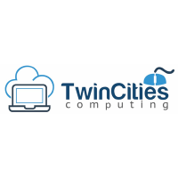 Twin Cities Computing Logo
