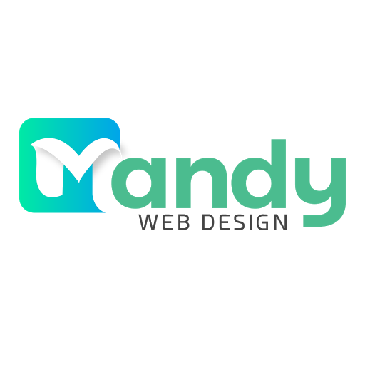 Mandy Web Design Logo