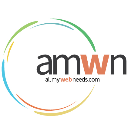 All My Web Needs Logo
