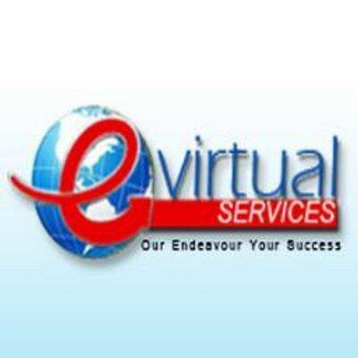 E Virtual Services Logo