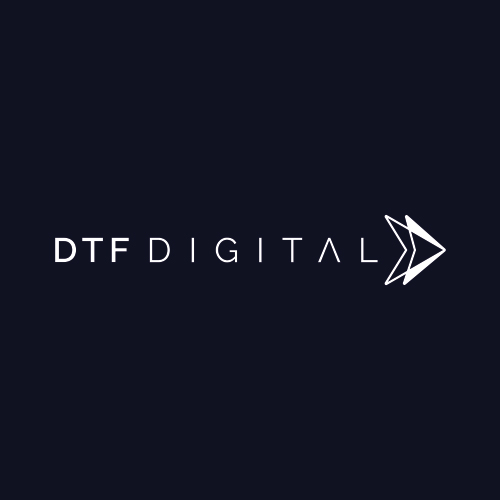 DTF Digital Logo
