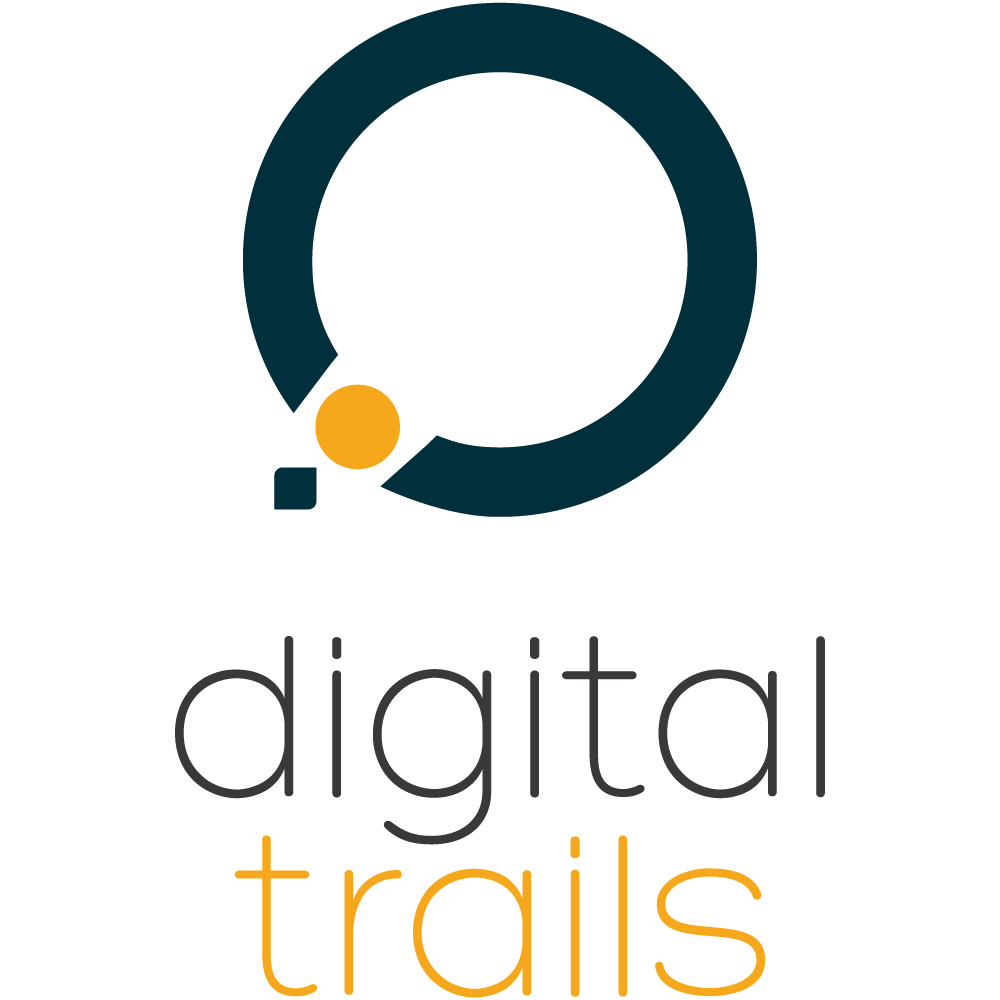 Digital Trails Logo