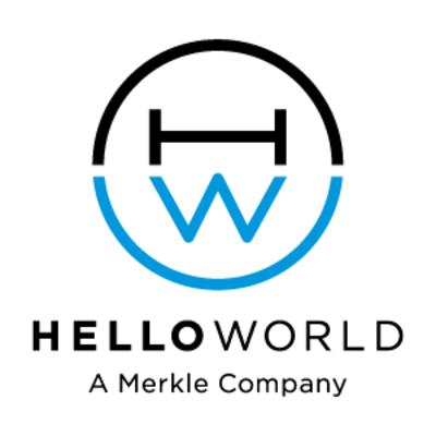 HelloWorld, MI Logo