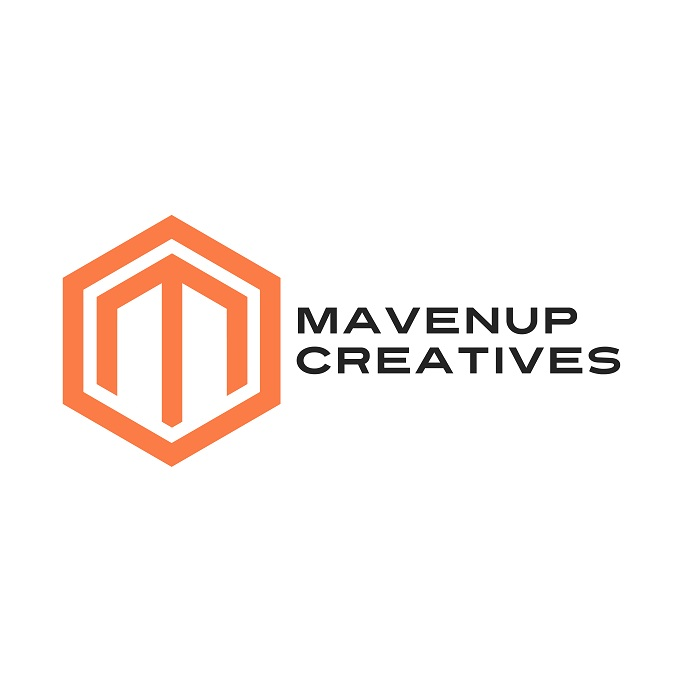 MavenUp Creatives Logo