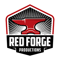 Red Forge Productions Logo