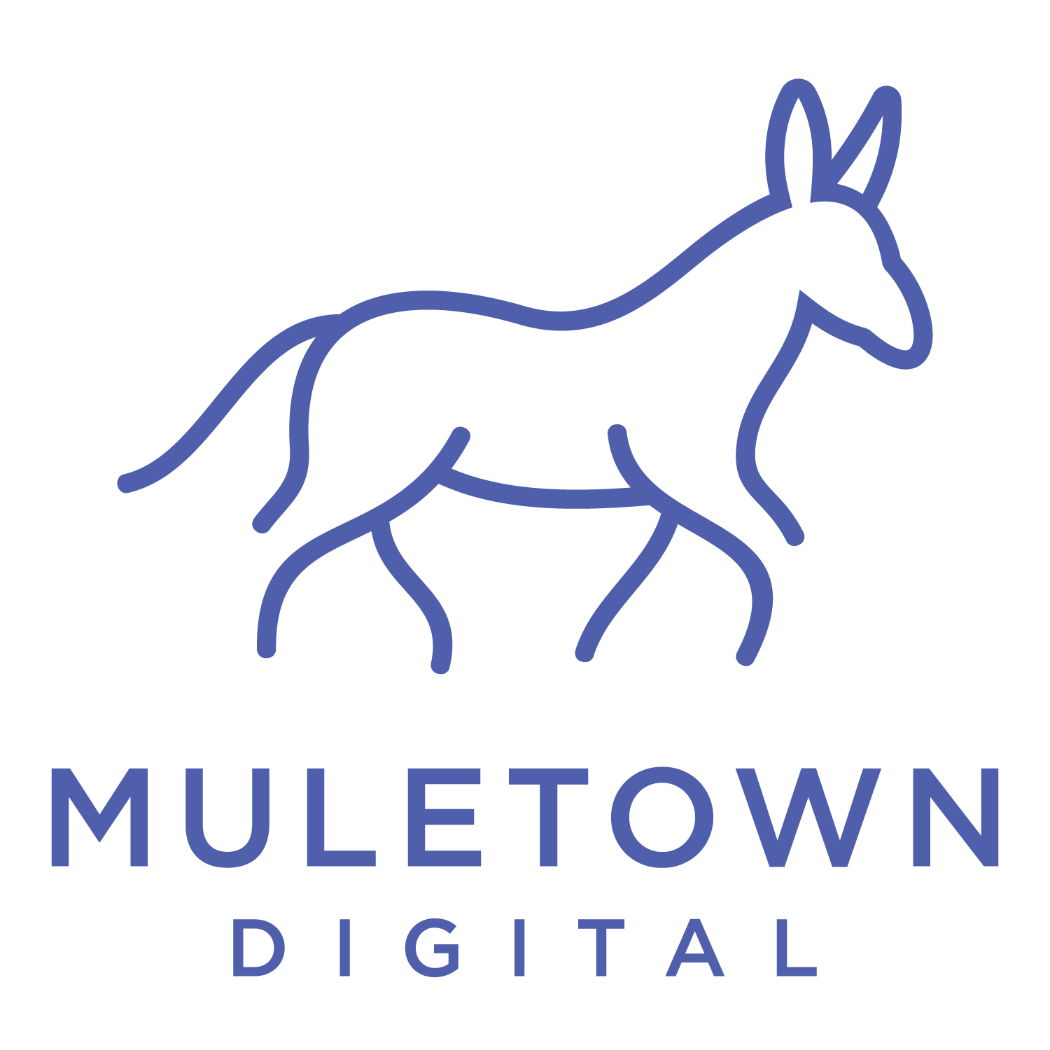 Muletown Digital Logo