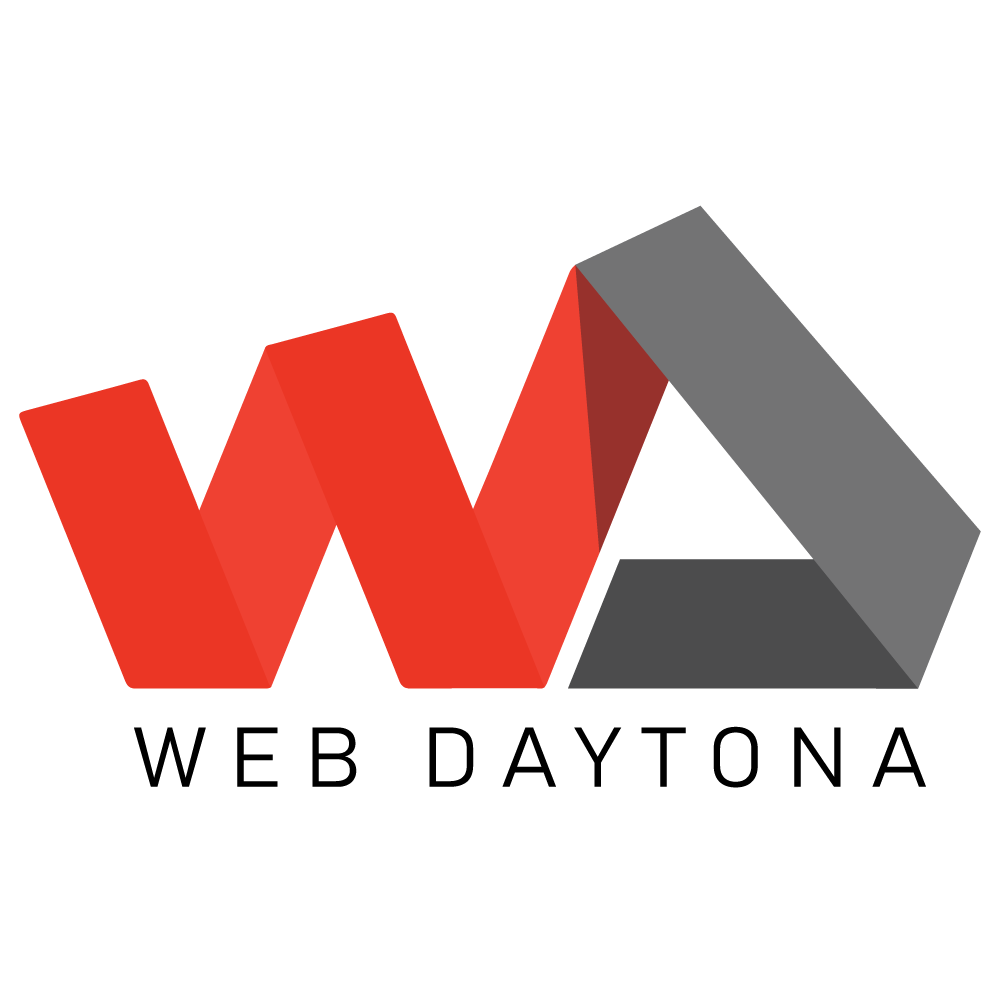 Web Daytona, Digital Marketing Agency Logo