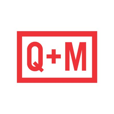 Q and M Logo