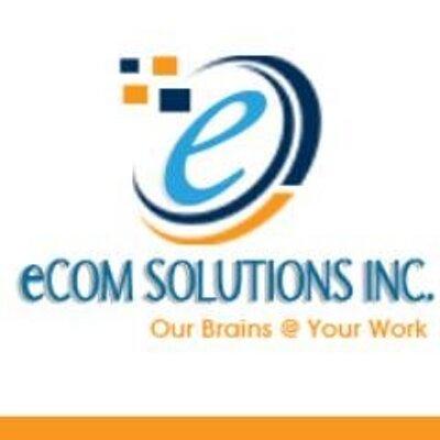 eCom Solutions Inc logo