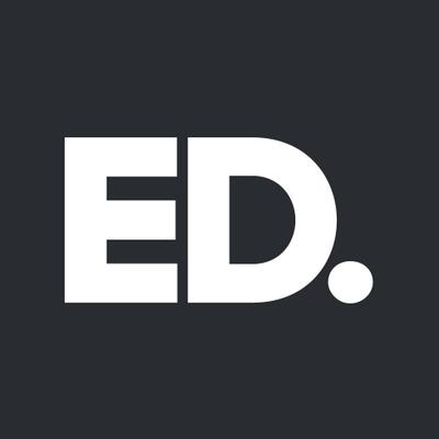 ED. Logo