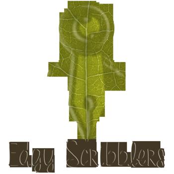 Edgy Scribblers Logo